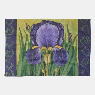 Iris Kitchen Towel
