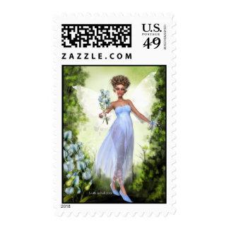 Iris LeFae Postage Stamps
