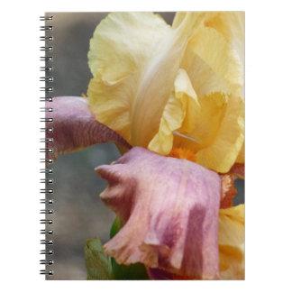 Iris Notebook or Journal