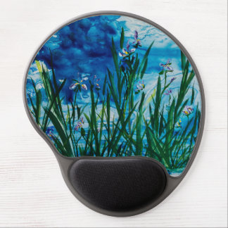 Iris on the Water Edge Mouse Pad