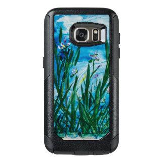 Iris on the Water Edge Samsung S7 Series Case