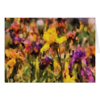 Iris - Orchestra Card