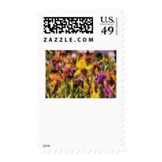 Iris - Orchestra Stamp
