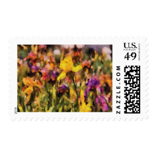 Iris - Orchestra Stamps