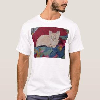 Iris Painting T-Shirt