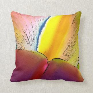 Iris, pillow