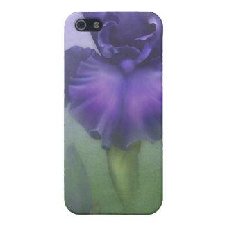Iris Portrait Icase Case For iPhone 5
