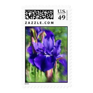 Iris Postage