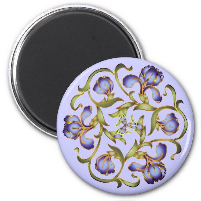 Iris Ring Magnet
