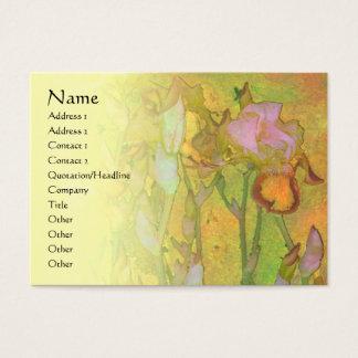 Iris Row 1 Pale Blend Profile Card