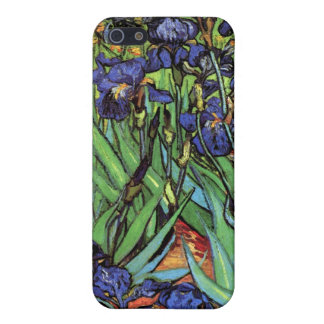 Iris, Santo-Remy, Van Gogh iPhone 5 Carcasa
