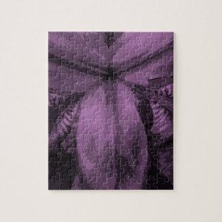 """Iris siberiano coloreado de la """"orquídea radiante"""" puzzle con fotos"""