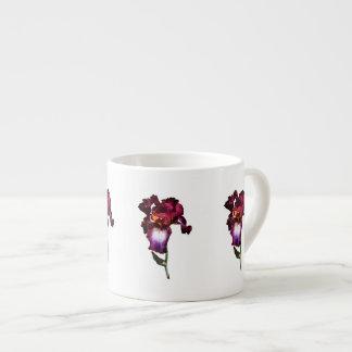 Iris Splash O' Wine Espresso Mug