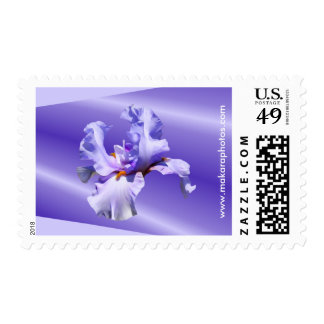 Iris Stamp- choose size & denomination Postage