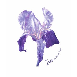 Iris t-shirt shirt