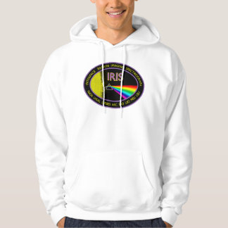 IRIS - The Interface Region Imaging Spectrograph Hoodie