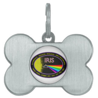 IRIS - The Interface Region Imaging Spectrograph Pet Name Tag