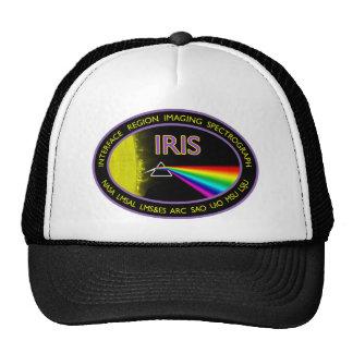 IRIS - The Interface Region Imaging Spectrograph Trucker Hat