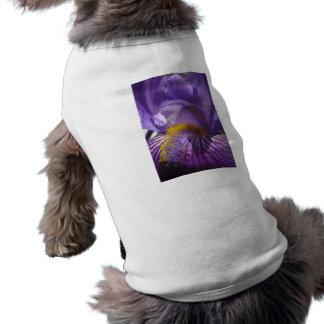Iris' Tongue Dog Tshirt