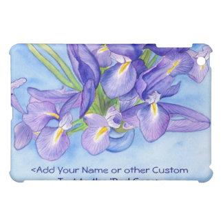 Iris Vase Flower Painting iPad Speck Case Case For The iPad Mini