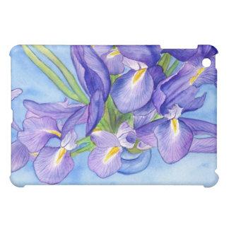 Iris Vase Flower Painting iPad Speck Case iPad Mini Cases