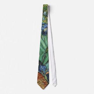 Iris Vincent van Gogh Corbata Personalizada