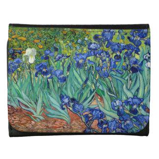 Iris Vincent van Gogh que pinta la cartera