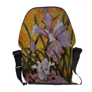 Iris Virginica Courier Bags