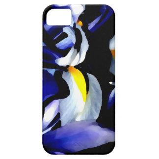 Iris Watercolor iPhone SE/5/5s Case