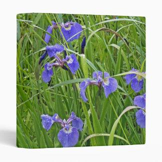 Iris Wonder Vinyl Binder