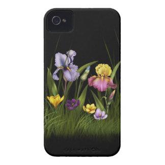 Iris y azafrán iPhone4/4S Carcasa Para iPhone 4