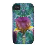 Iris y su significado vibe iPhone 4 carcasas