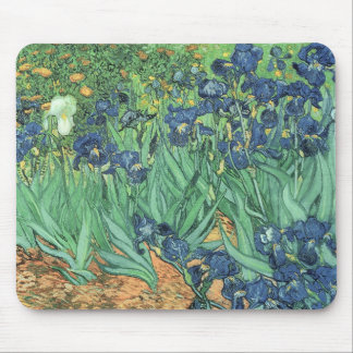 Irises, 1889 mouse pad