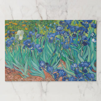 Irises,