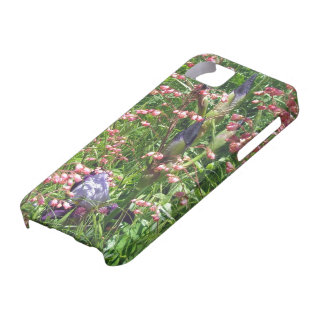 Irises and Coral Bells iPhone SE/5/5s Case