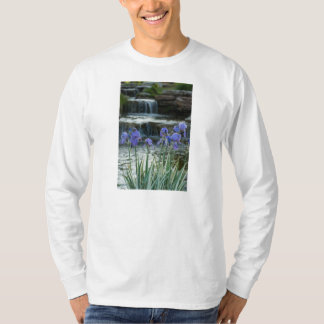 Irises At Chateau T-Shirt