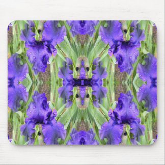 Irises at the plane... mouse pad
