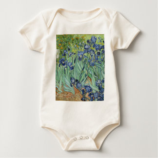 Irises Baby Bodysuit