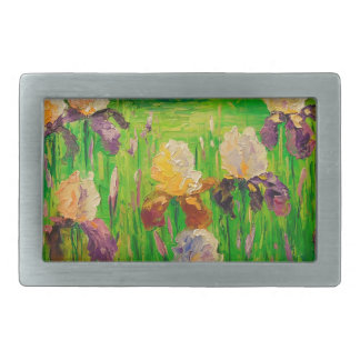 Irises Belt Buckle