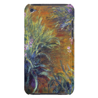 Irises by Claude Monet Barely There iPod Cases