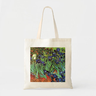 Irises by Van Gogh Fine Art Tote Bag