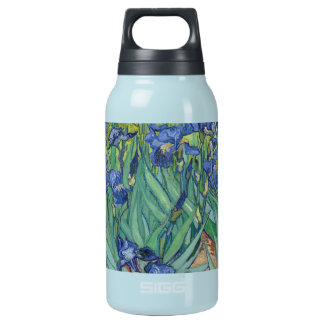 Irises by Van Gogh Insulated Water Bottle