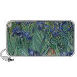 Irises by Van Gogh PC Speakers