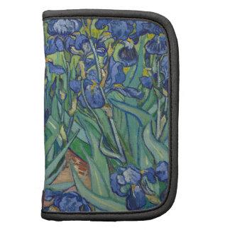 Irises by Van Gogh Folio Planner