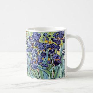 Irises by Vincent van Gogh 1898 Coffee Mug