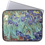 Irises by Vincent van Gogh 1898 Laptop Computer Sleeve