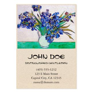 Irises by Vincent Van Gogh Business Cards