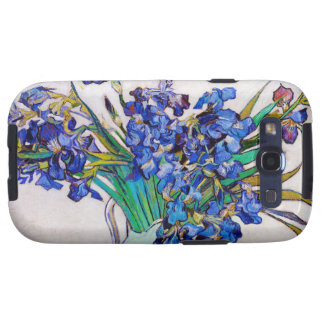 Irises by Vincent Van Gogh Galaxy SIII Case