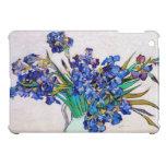 Irises by Vincent Van Gogh iPad Mini Case