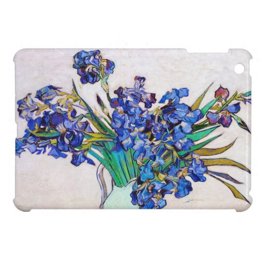 Irises by Vincent Van Gogh iPad Mini Case